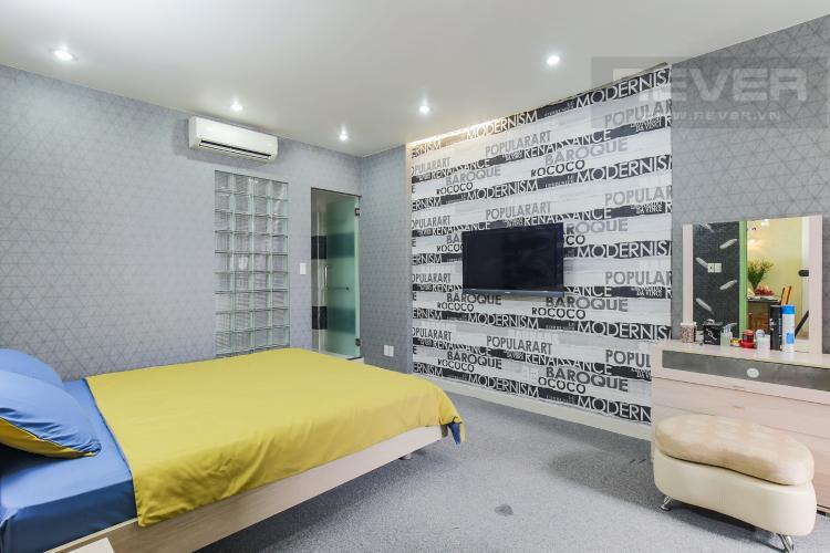 Phòng Ngủ 1 Cho thuê chung cư H2 Hoàng Diệu 2PN, diện tích 87m2, đầy đủ nội thất, view cảnh thành phố