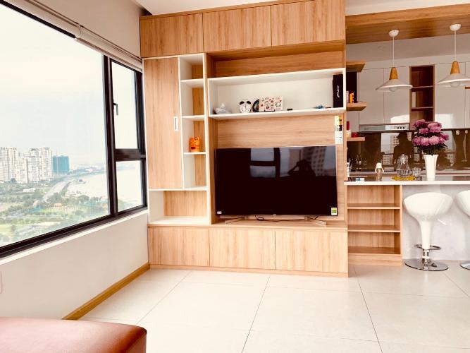 Căn hộ New City Thủ Thiêm Căn hộ New City Thủ Thiêm 3 phòng ngủ view nội khu yên tĩnh.