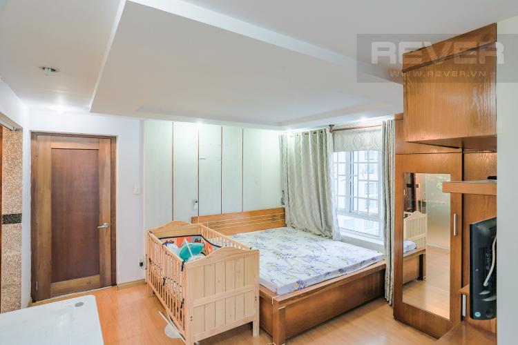 Phòng Ngủ 1 Căn hộ Phú Hoàng Anh 4PN có tầng lửng, đầy đủ nội thất