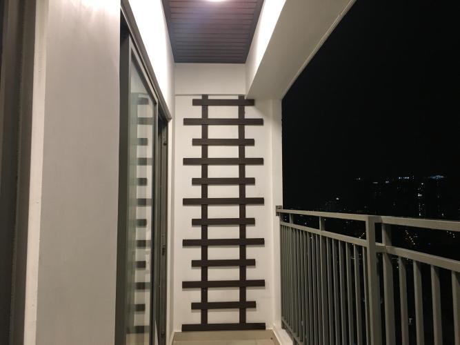 Phòng khách căn hộ The Sun Avenue Cho thuê căn hộ The Sun Avenue 3 phòng ngủ tầng trung diện tích 96.7m2