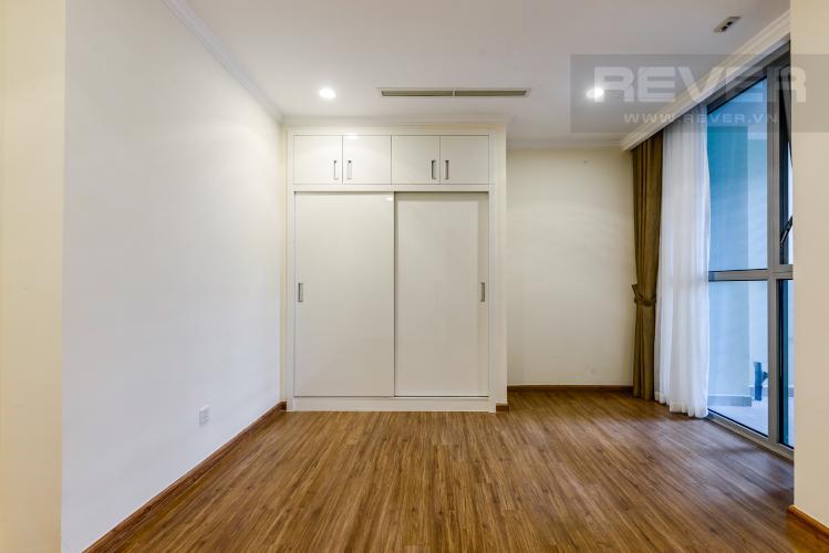 Phòng ngủ 2 Cho thuê căn hộ Vinhomes Central Park tầng cao, 3PN, view sông