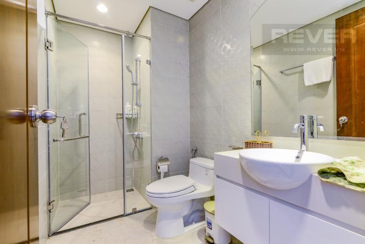 Phòng Tắm 1 Căn hộ Vinhomes Central Park 4 phòng ngủ tầng trung C2 hướng Đông Nam
