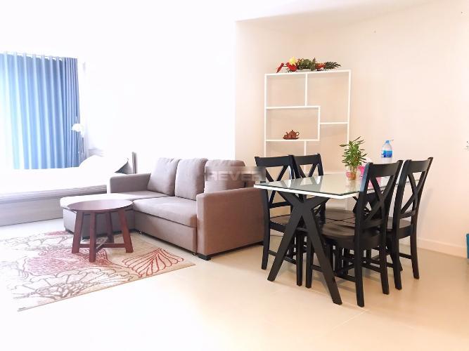 Bán căn hộ Gateway Thảo Điền, view Landmark 81, đầy đủ nội thất.