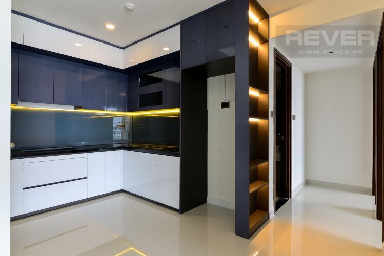 Bếp Bán hoặc cho thuê căn hộ Saigon Royal 2PN, tháp A, đầy đủ nội thất, view kênh Bến Nghé và Bitexco