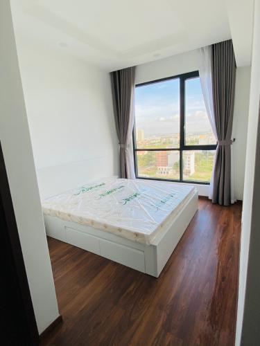 Phòng ngủ căn hộ One Verandah, Quận 2 Căn hộ One Verandah tầng 12 view thành phố, view sông thoáng mát.