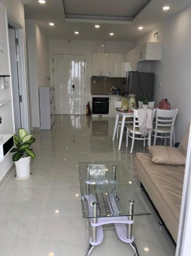 Căn hộ Saigon Mia đầy đủ nội thất tiện nghi, view thành phố.
