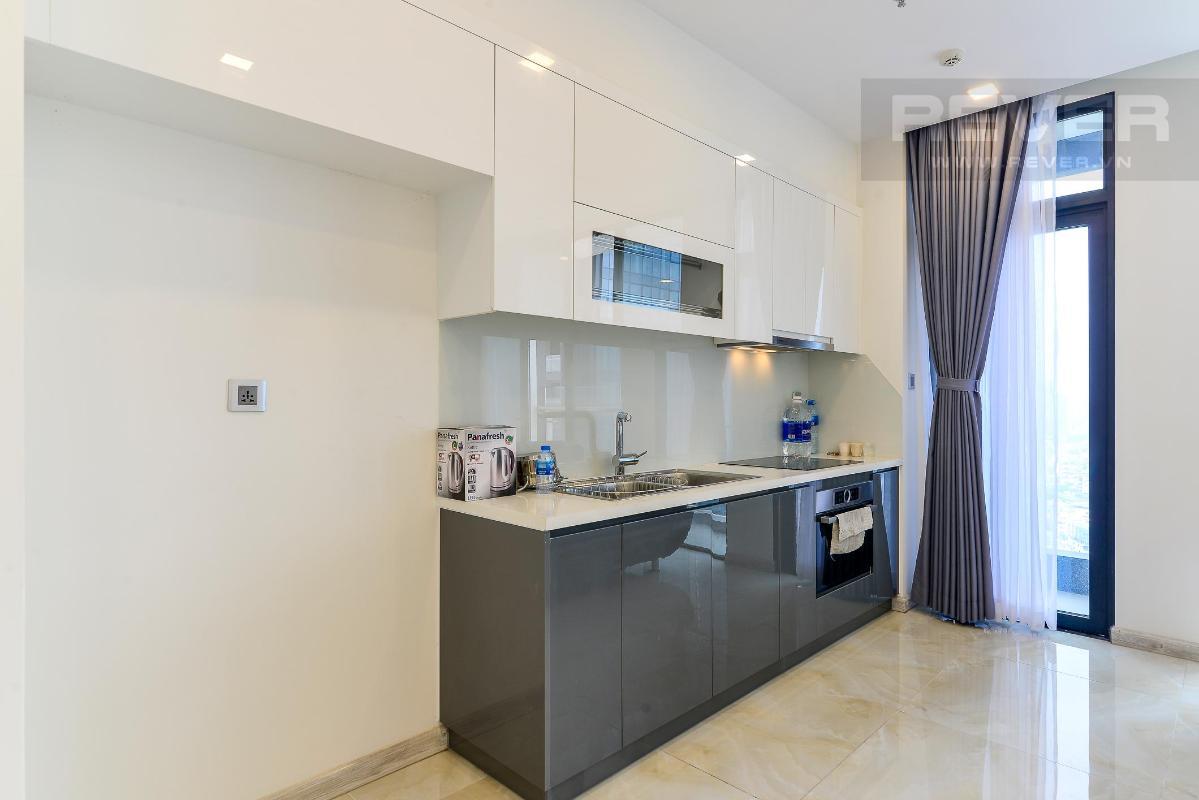 5 Cho thuê căn hộ Vinhomes Golden River 2PN, tầng trung, đầy đủ nội thất, view sông và Landmark 81