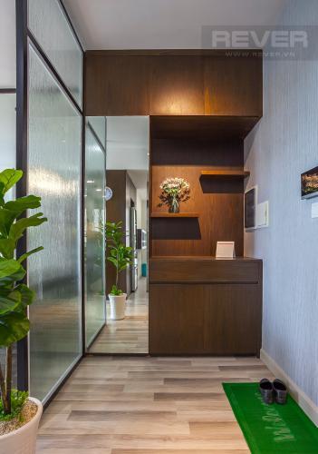 Tổng Quan Căn hộ Vista Verde 2 phòng ngủ tầng cao T1 nội thất hiện đại