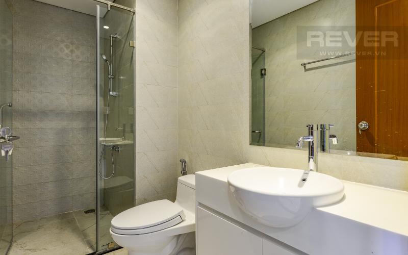 Phòng tắm Căn hộ Vinhomes Central Park tầng cao Landmark 2 đầy đủ nội thất
