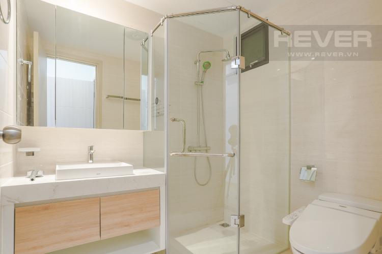 Phòng Tắm 1 Căn hộ New City Thủ Thiêm tầng cao, 2PN đầy đủ nội thất
