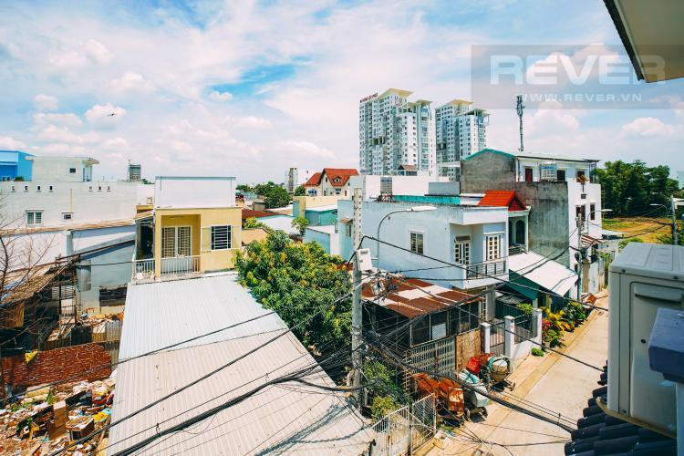 View Bên Hông Bán nhà phố tại Nhà Bè, 2 tầng, 4PN, 4WC, sổ hồng chính chủ