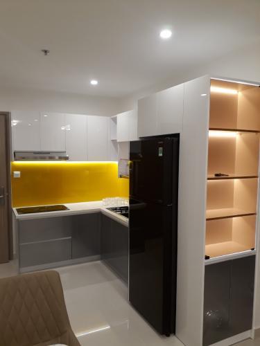 Căn hộ tầng thấp Vinhomes Grand Park nội thất đầy đủ tiện nghi.