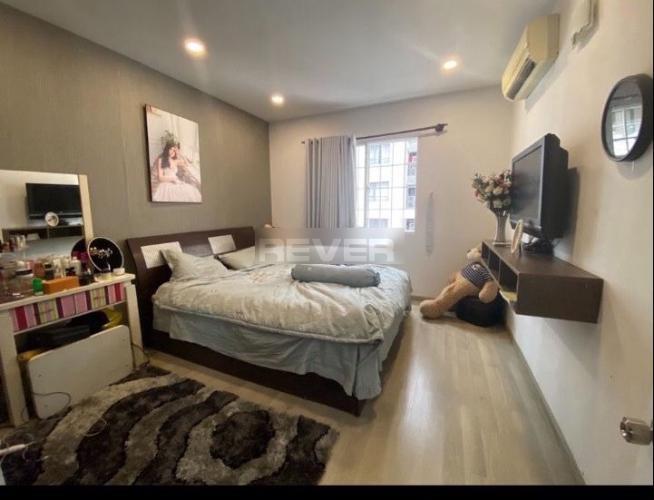 Phòng ngủ chung cư Vạn Đô Quận 4 Căn hộ chung cư Vạn Đô 2 phòng ngủ, đầy đủ nội thất.