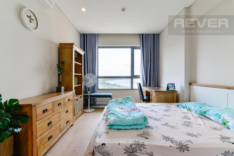 Phòng Ngủ 2 Cho thuê căn hộ Đảo Kim Cương 2PN tầng trung tháp Bora Bora, đầy đủ nội thất, view sông yên tĩnh