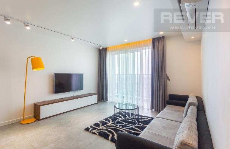Phòng Khách Bán và cho thuê căn hộ Vista Verde  tầng cao, 3PN, đầy đủ nội thất