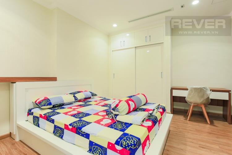 Phòng Ngủ 3 Căn hộ Vinhomes Central Park tầng cao L3, 3 phòng ngủ, nội thất đầy đủ