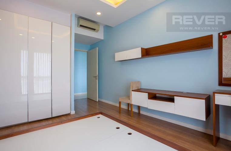 Phòng Ngủ 3 Căn hộ The Estella Residence 3 phòng ngủ tầng trung 4A hướng Nam