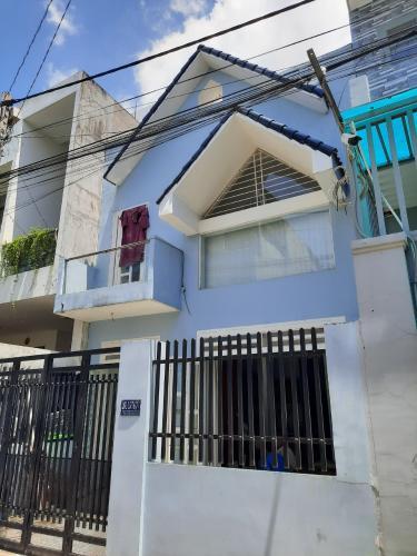 Nhà phố 1 trệt 1 lầu hẻm đường Tăng Nhơn Phú, diện tích 5.5m x14.4m