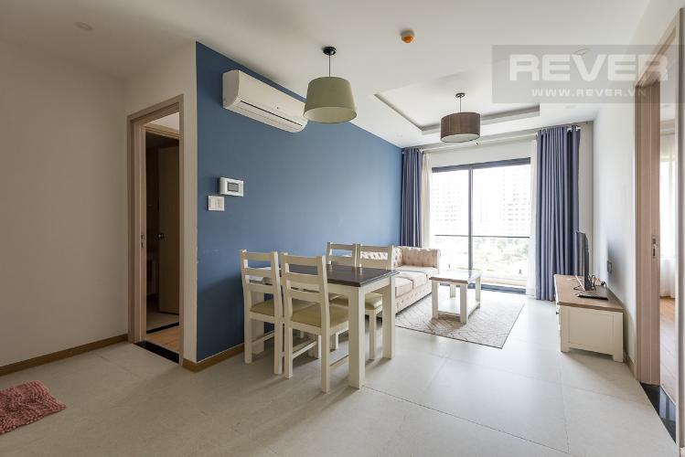 Cho thuê căn hộ New City Thủ Thiêm 2PN, tầng thấp, đầy đủ nội thất, view công viên