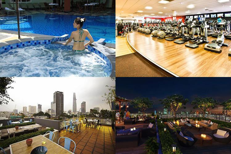 Tiện ích Jamila Khang Điền, Quận 9 Căn hộ Jamila Khang Điền tầng trung, view thành phố náo nhiệt.