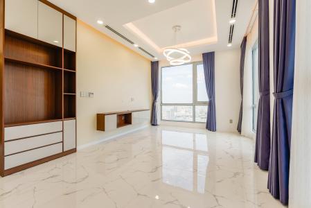 Penthouse Vinhomes Central Park 2 phòng ngủ tháp C2
