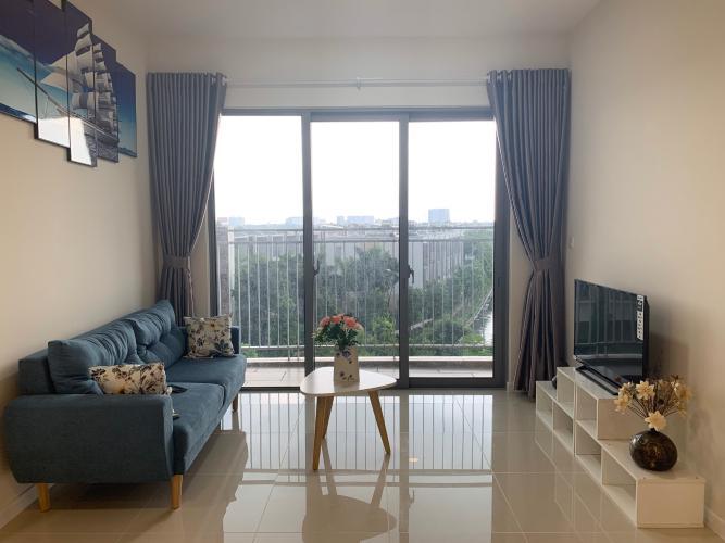 Căn hộ 2 phòng ngủ đầy đủ nội thất chung cư Palm Heights