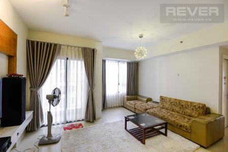 Cho thuê căn hộ Masteri Thảo Điền 2PN, tầng thấp, tháp T2, đầy đủ nội thất, view hồ bơi