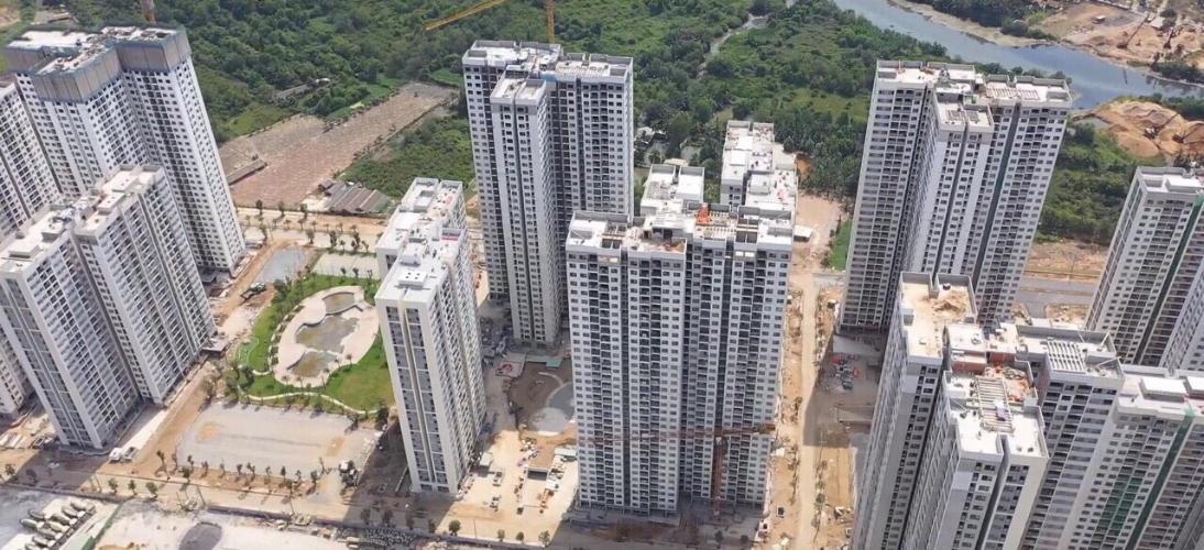 Thực tế khu căn hộ VINHOMES GRAND PARK Bán căn hộ Vinhomes Grand Park 2 phòng ngủ, diện tích 59m2, nội thất cơ bản