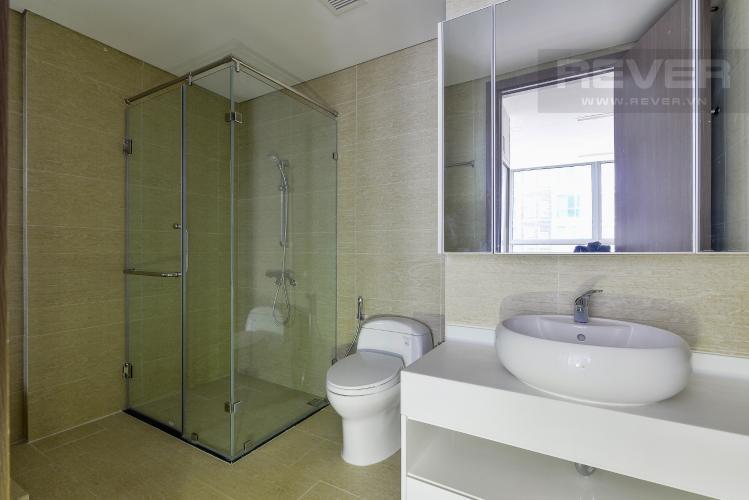 Phòng Tắm 2 Căn hộ Vinhomes Central Park tầng cao, 3PN, view sông Sài Gòn