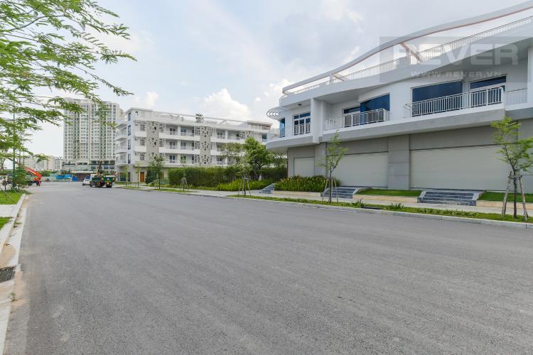 Mặt tiền Cho thuê căn hộ Thủ Thiêm Lakeview, diện tích 100m2, hướng Đông Nam đón gió