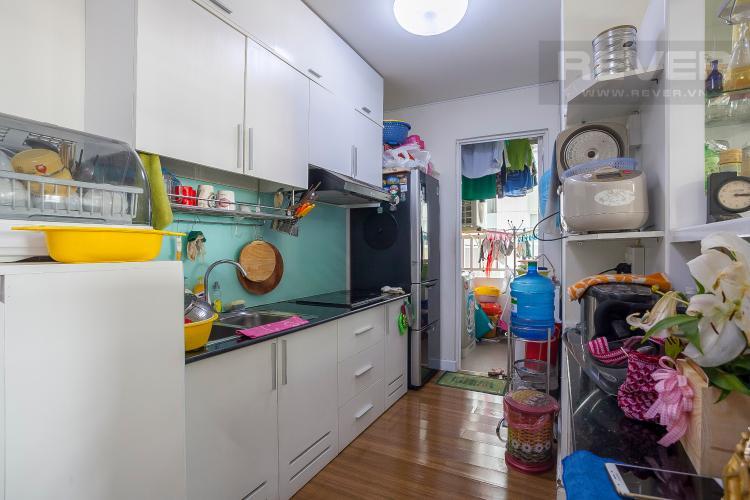 Nhà Bếp Căn hộ Lexington Residence 2 phòng ngủ tầng trung LD nội thất đầy đủ