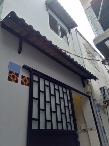 Bán nhà hẻm Xô Viết Nghệ Tĩnh, Bình Thạnh, sổ hồng, cách cầu Thị Nghè 600m