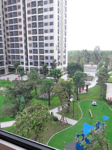 view căn hộ Vinhomes Grand Park Căn hộ Vinhomes Grand Park tầng cao, view nội khu thoáng mát
