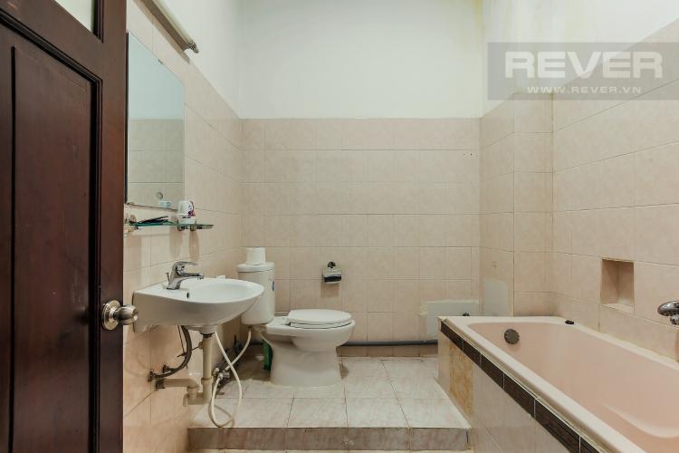 Phòng Tắm Căn hộ dịch vụ Đường Mai Thị Lựu 1 phòng ngủ nội thất đầy đủ
