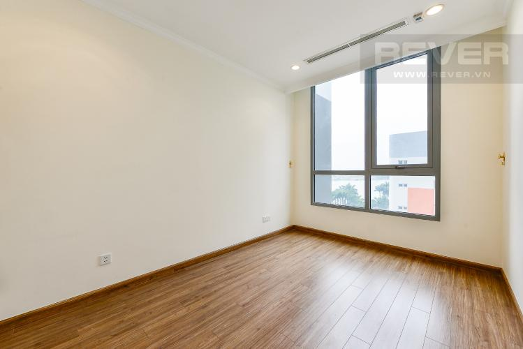 Phòng ngủ 2 Căn hộ Vinhomes Central Park 3 phòng ngủ tầng thấp Central 1