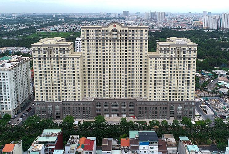 Saigon Mia Căn hộ Saigon Mia bàn giao đầy đủ nội thất, view thành phố.