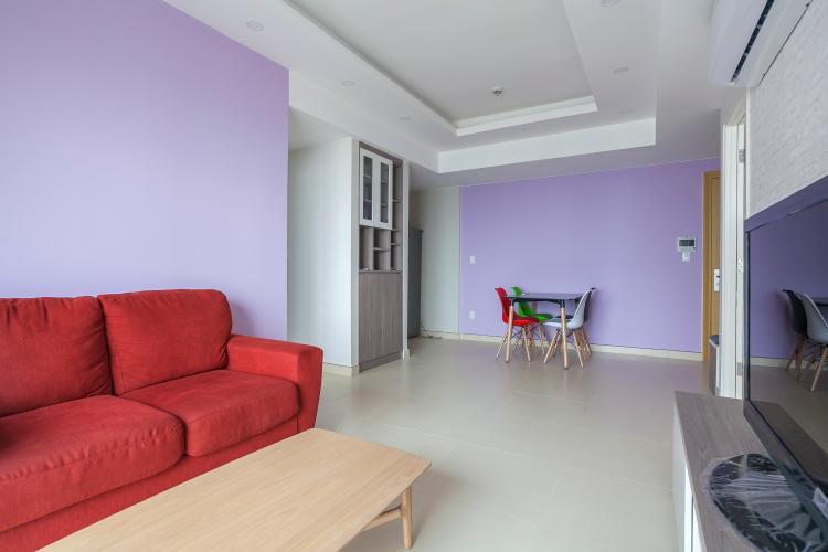 Căn hộ Masteri Thảo Điền 2 phòng ngủ tầng cao T5 view sông