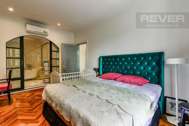 Phòng Ngủ 1 Căn hộ chung cư 2 phòng ngủ số 87 Bà Huyện Thanh Quan Quận 3