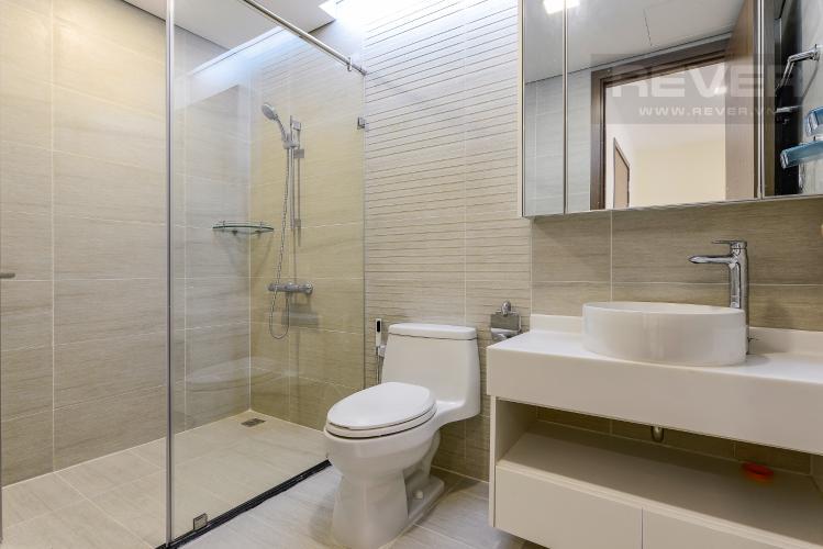 phòng tắm 2 Căn góc Vinhomes Central Park tầng trung Park 2 đầy đủ nội thất