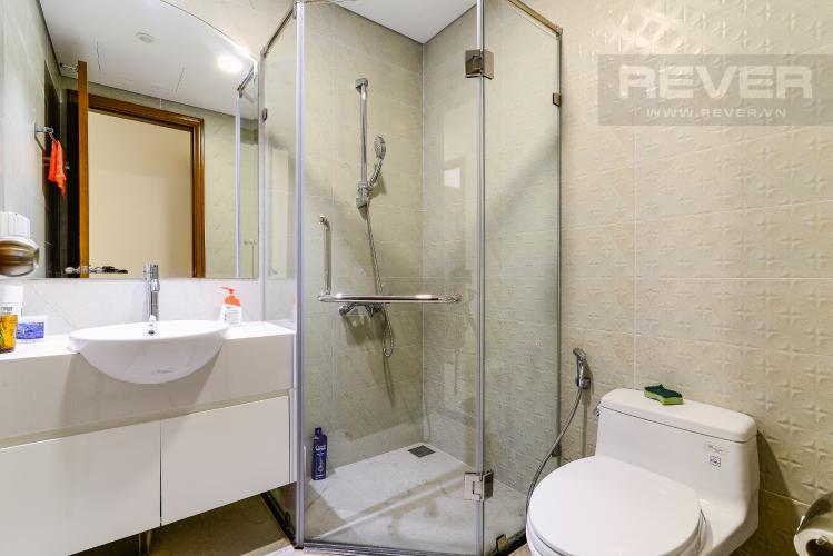 Phòng Tắm 1 Bán căn hộ Vinhomes Central Park tầng cao 2PN view sông