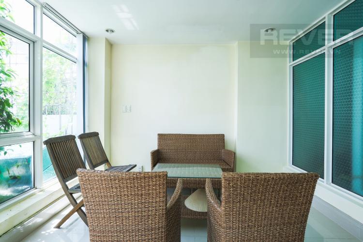 Phòng Giải Trí Bán penthouse New Sài Gòn 4PN, đầy đủ nội thất, view đẹp