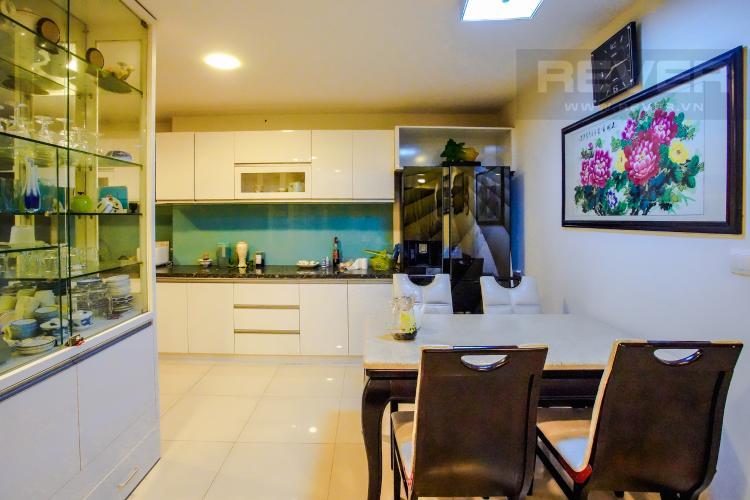 Phòng Ăn Bán căn hộ Sunrise City 3PN, tầng cao, đầy đủ nội thất, view Quận 7