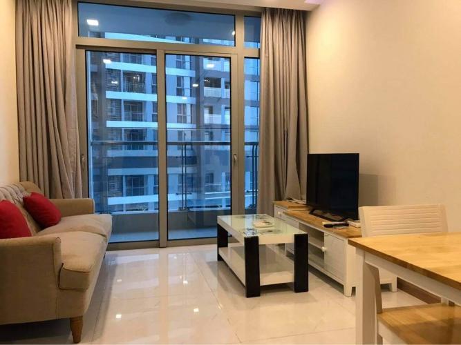 Cho thuê căn hộ Vinhomes Central Park tầng cao nội thất đầy đủ