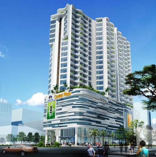 Central Plaza, Tân Bình Căn hộ Central Plaza hướng Tây, view thành phố sầm uất.