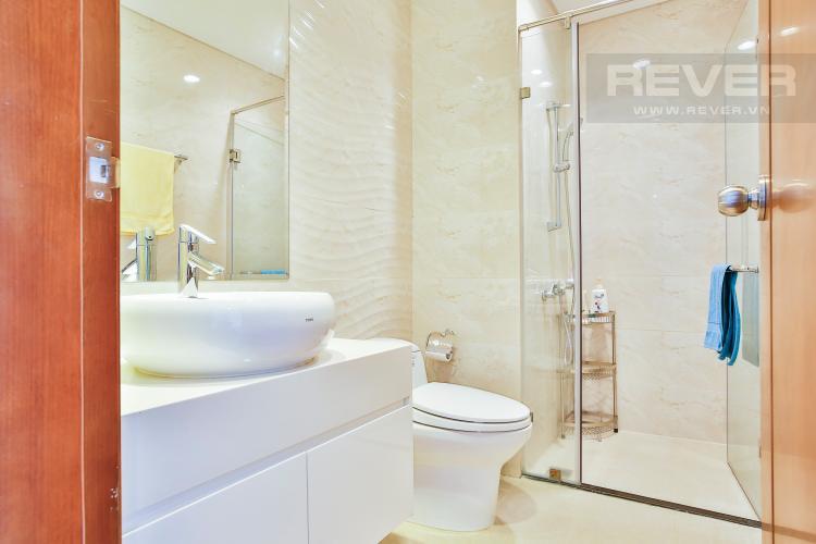 Phòng tắm 2 Căn hộ Vinhomes Central Park tầng cao hướng Đông Bắc tháp Central 3