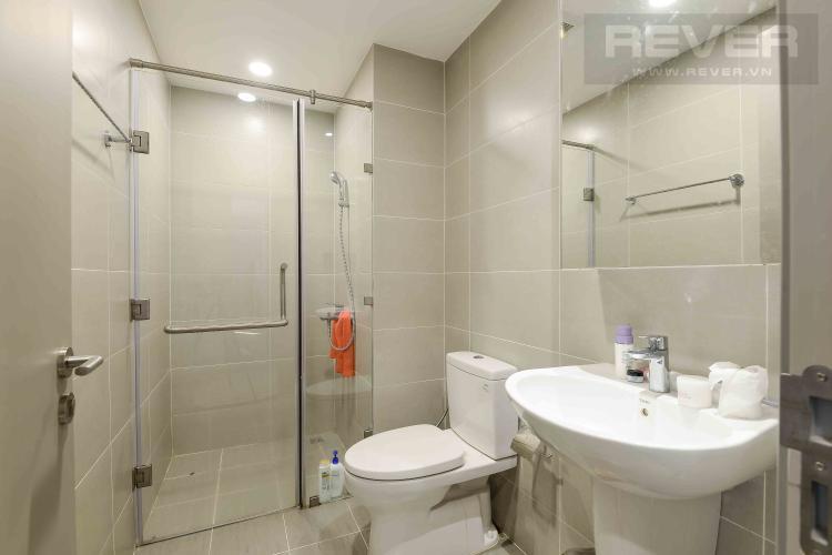 Toilet 1 Bán căn hộ The Gold View tầng cao 2PN, đầy đủ nội thất, view sông thoáng đãng