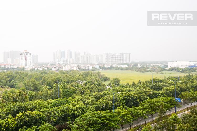 View Bán căn hộ The Sun Avenue tầng thấp 3PN diện tích rộng rãi