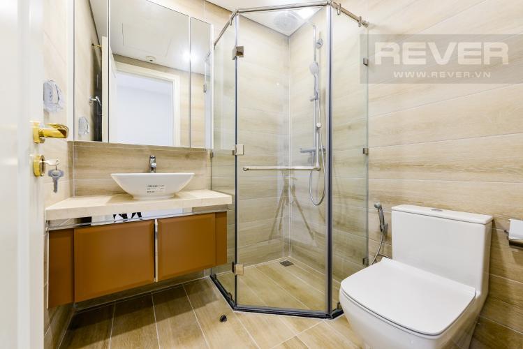 Phòng tắm 1 Căn hộ Vinhomes Golden River tầng cao, 2PN, đầy đủ nội thất, view đẹp