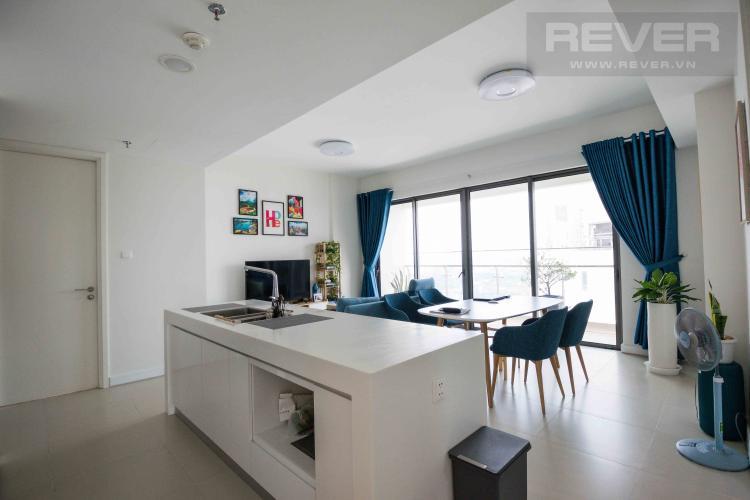 Bếp Cho thuê căn hộ Gateway Thảo Điền tầng cao 2 phòng ngủ, đầy đủ nội thất, view sông đẹp