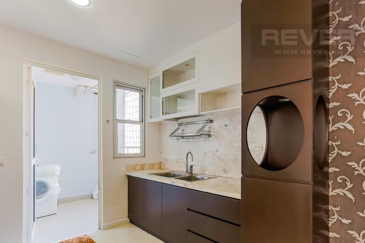 Phòng Bếp Căn hộ Sunrise City 3 phòng ngủ tầng cao V5 đầy đủ nội thất